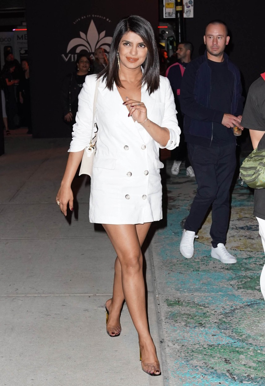 Priyanka Chopra is seen in New York City., Image: 468134271, License: Rights-managed, Restrictions: , Model Release: no, Credit line: Profimedia, StarMax