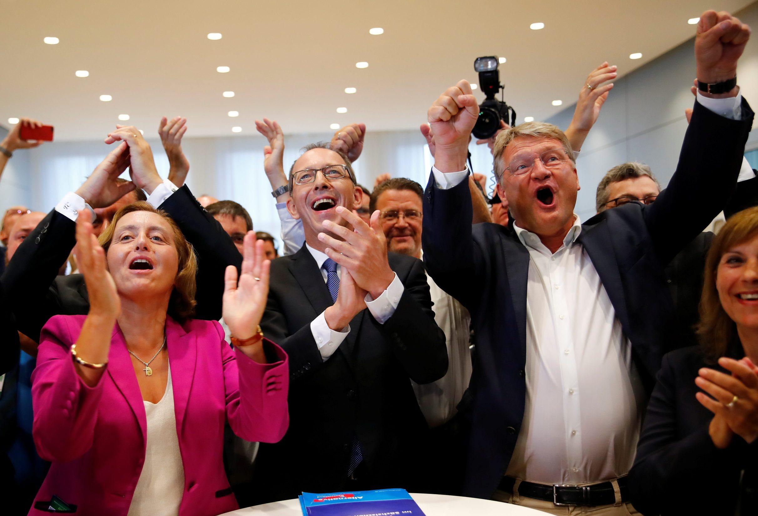 Opravdano slavlje u taboru radikalno desne Alternative za Njemačku
