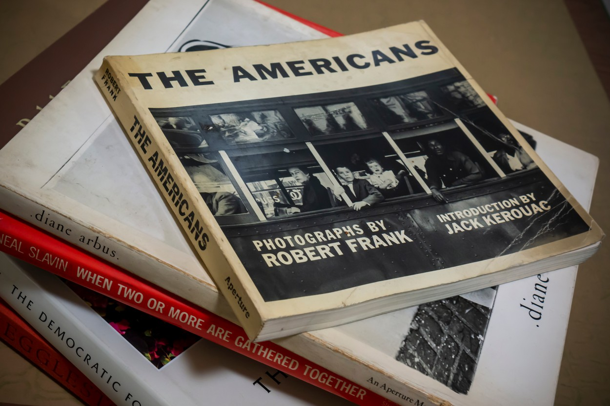 Album 'Amerikanci' Roberta Franka
