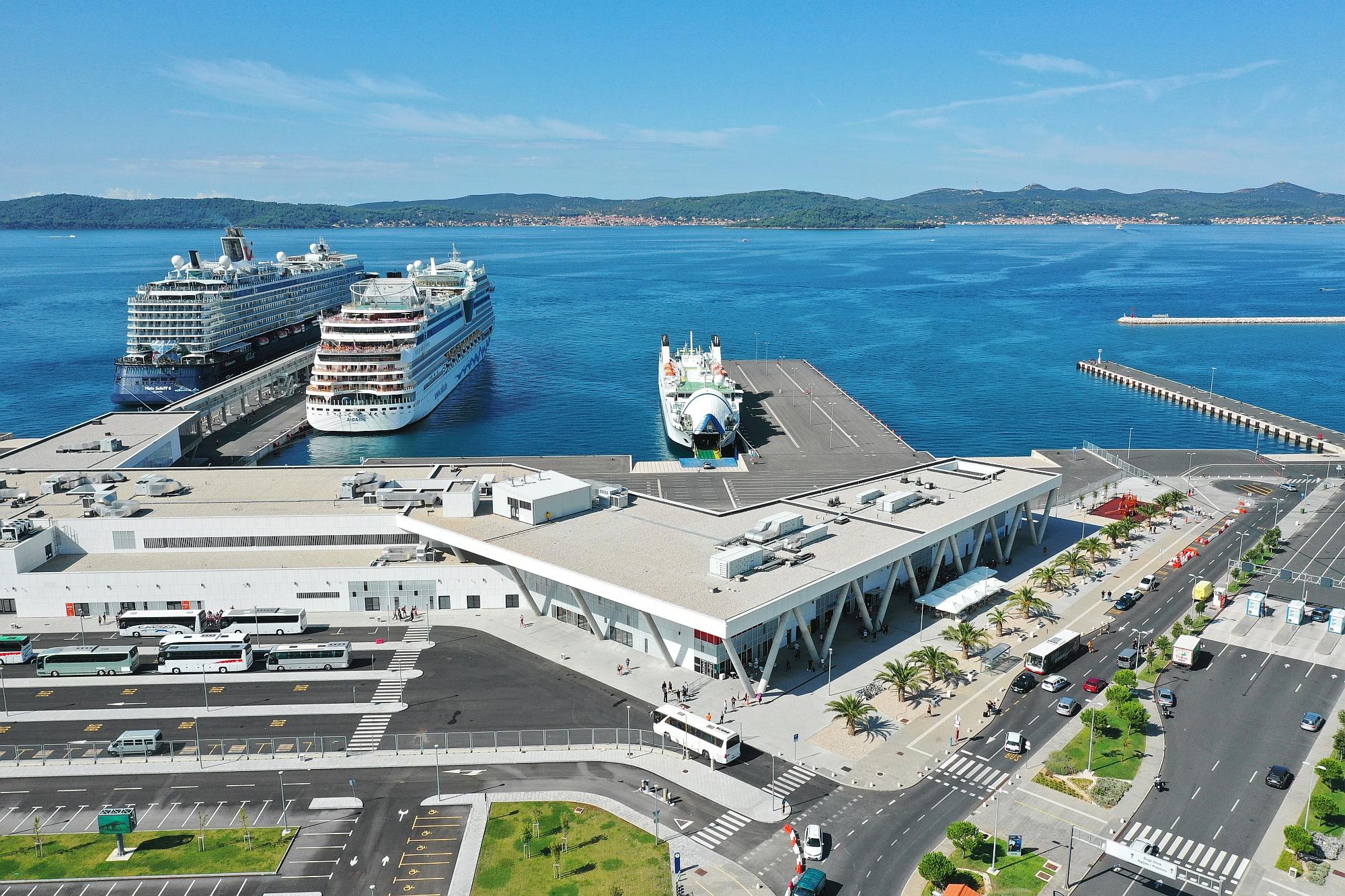 Zadar Cruise Port osvojio nagradu Luka godine 2019 (1)