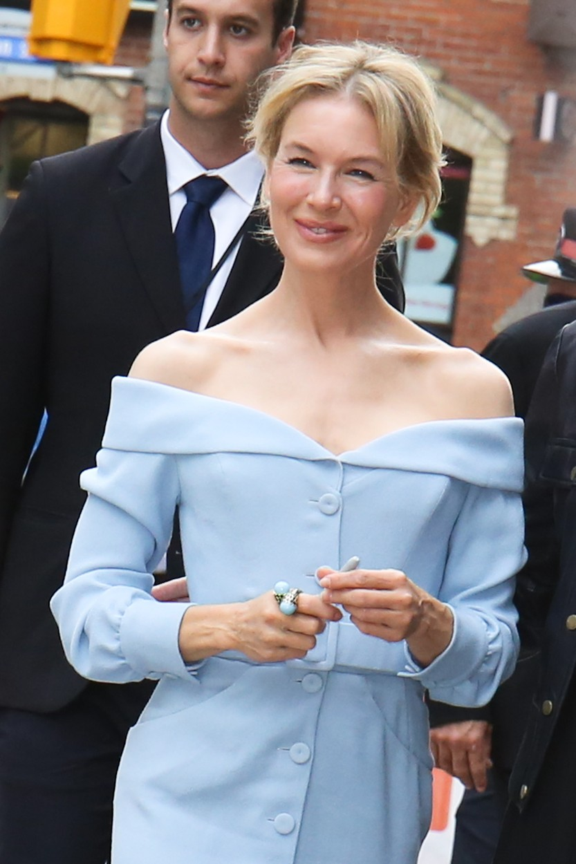 44th Toronto International Film Festival 2019. Premiere of the film 'Judy'. Renee Zellweger.    244829 2019-09-10  Toronto Canada, Image: 470220064, License: Rights-managed, Restrictions: , Model Release: no, Credit line: Profimedia, Starface