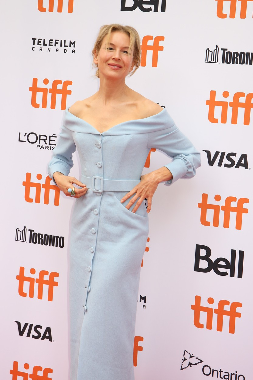 44th Toronto International Film Festival 2019. Premiere of the film 'Judy'. Renee Zellweger.    244829 2019-09-10  Toronto Canada, Image: 470220094, License: Rights-managed, Restrictions: , Model Release: no, Credit line: Profimedia, Starface