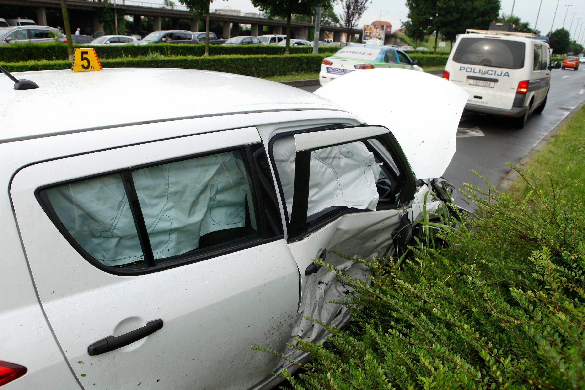 Nesreća na Branimirovoj / Arhiva