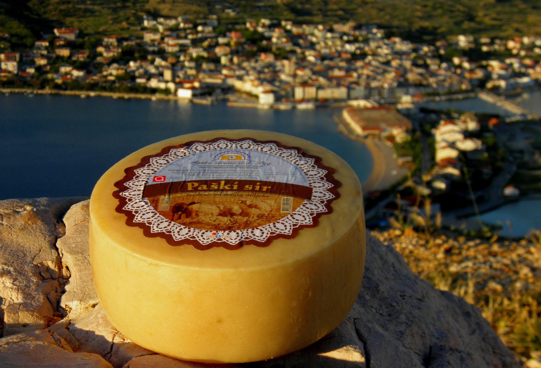 Paški sir fotka
