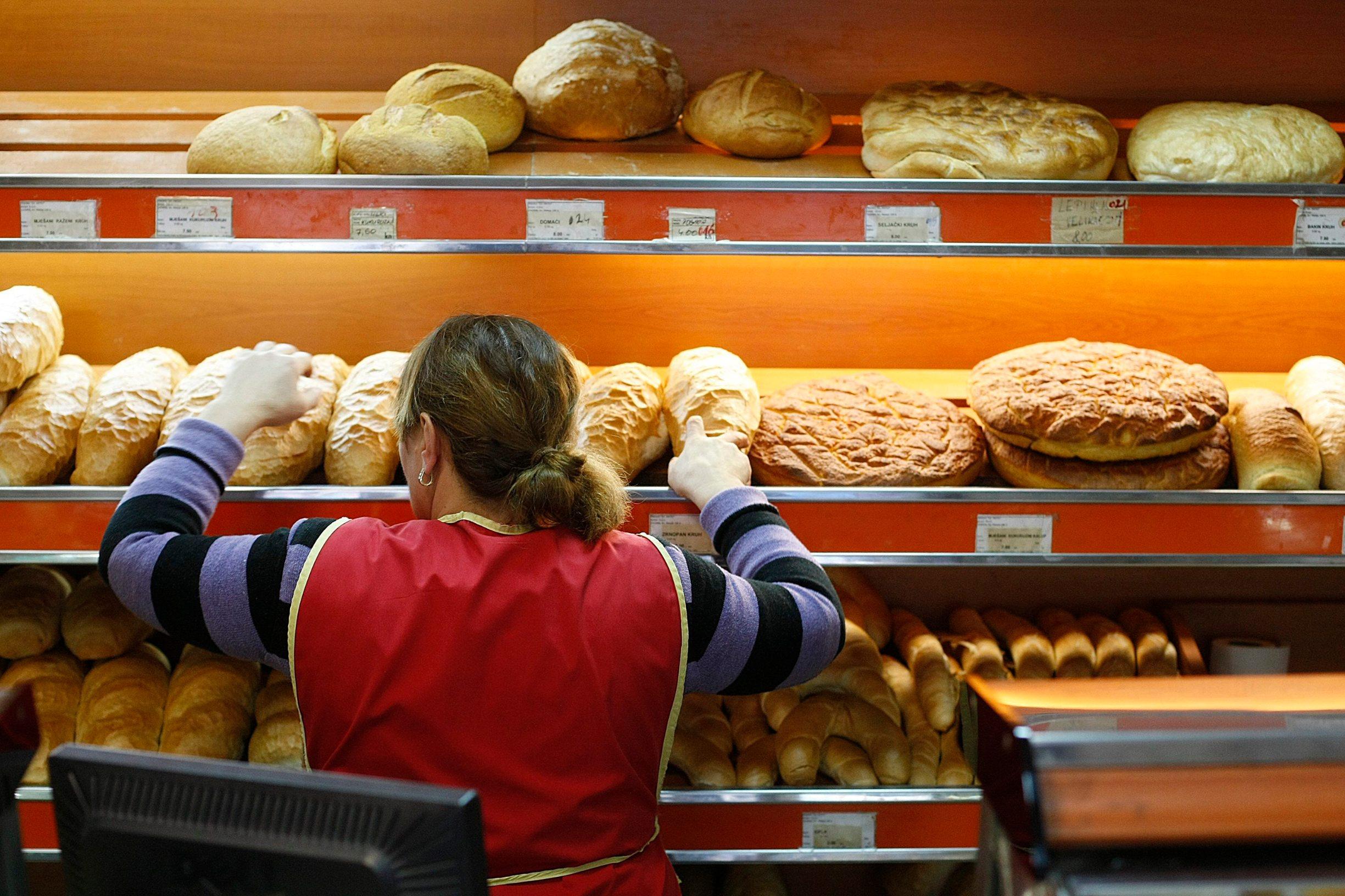 Ilustarcija pekare