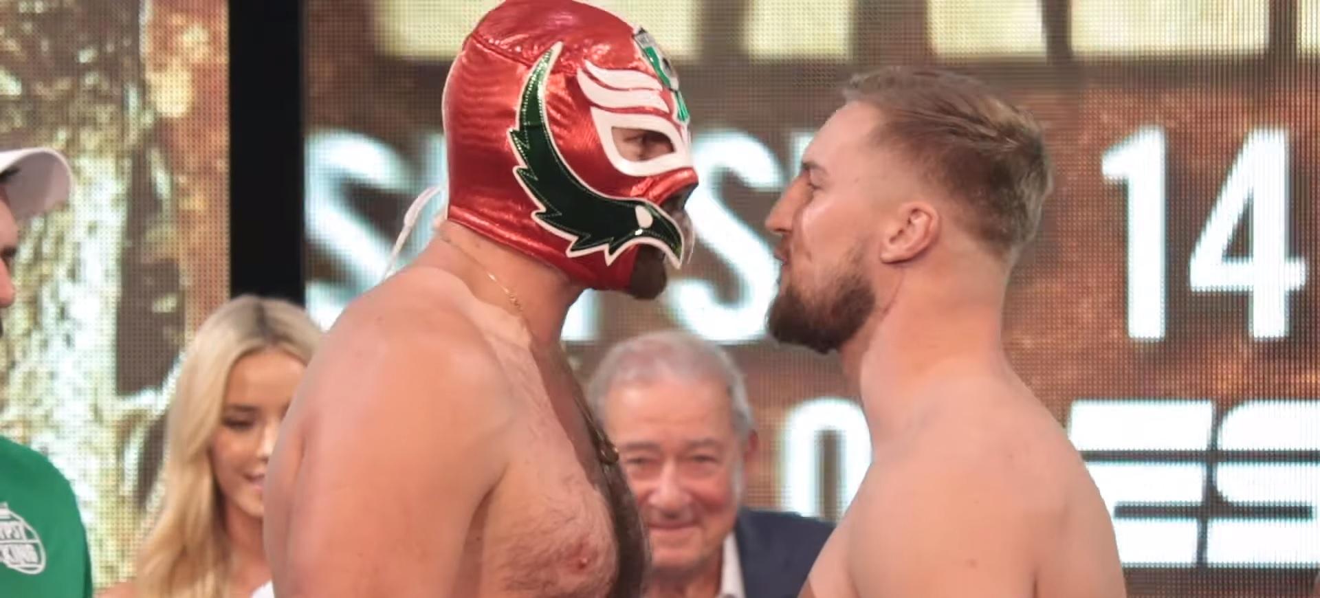 Fury vs. Wallin