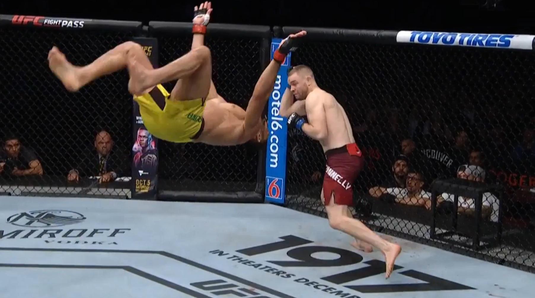 Pereira vs. Connelly