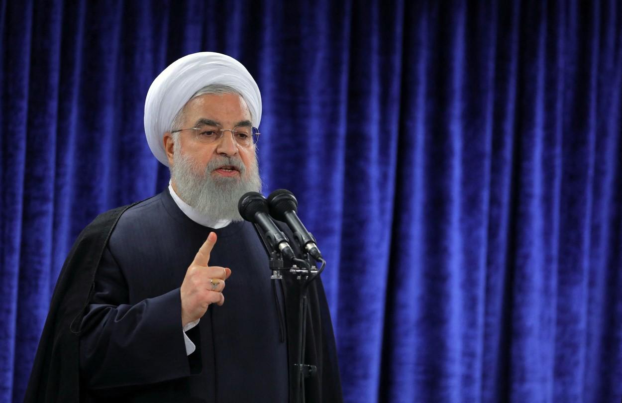 iranski predsjednik Hasan Rohani