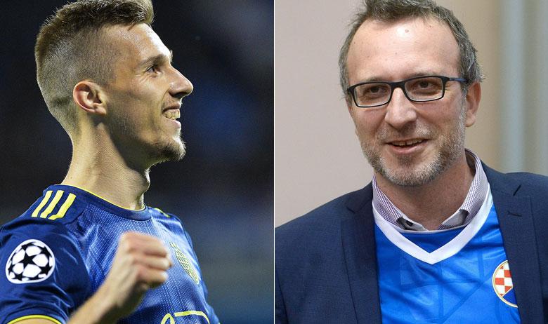 Mislav Oršić i Marko Sladovljev