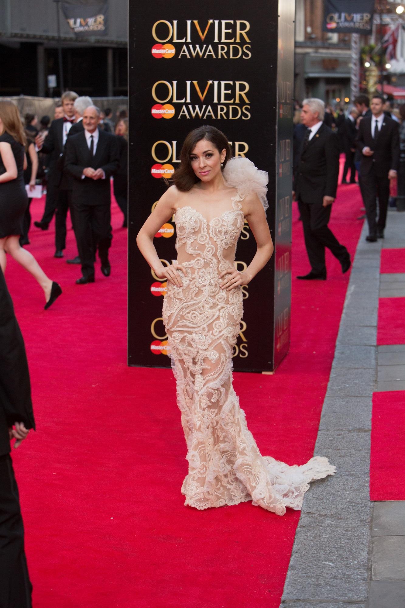 Olivier Awards 2014, London 13042014 Zrinka Cvitesic snimio Petar Jurica