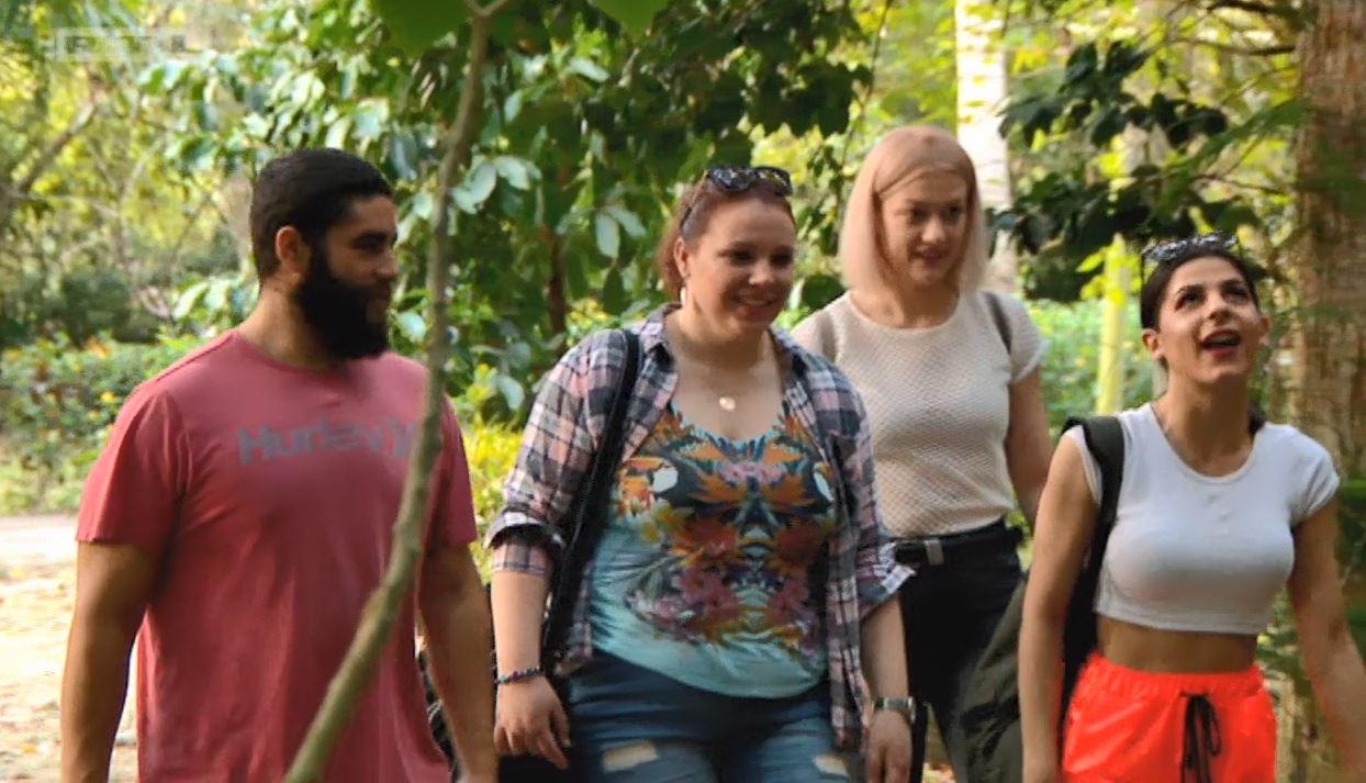 Cure u džungli Ekvadora