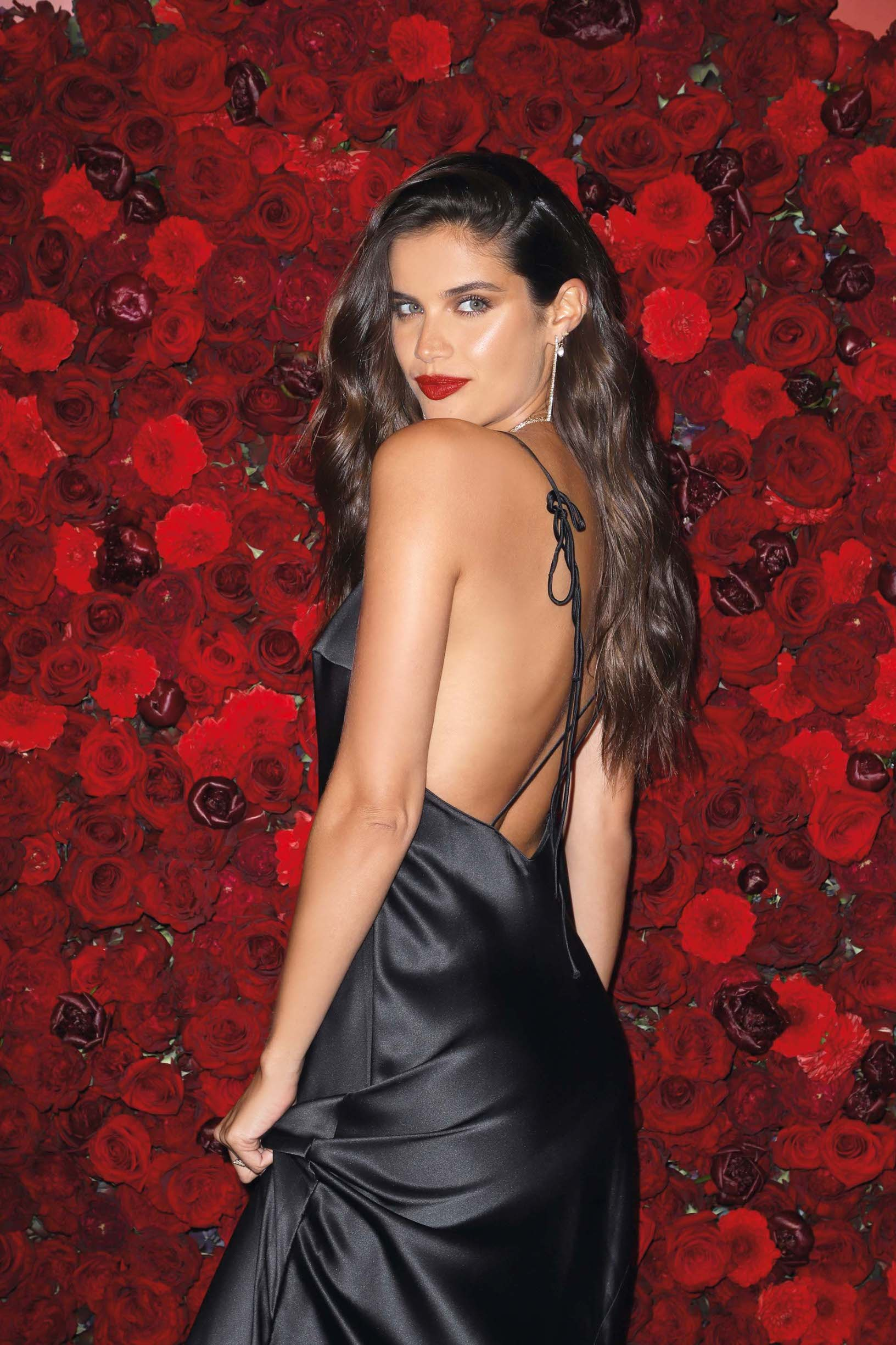 NEW YORK, NEW YORK - SEPTEMBER 05: Sara Sampaio attends Victoria's Secret Angel Sara Sampaio Hosts The Bombshell Intense Launch Party on September 05, 2019 in New York City. (Photo by John Parra/Getty Images for Victoria's Secret)