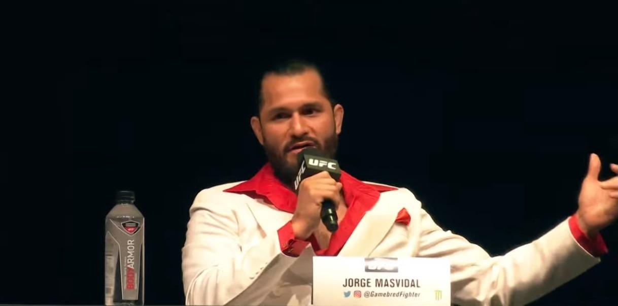 Jorge Masvidal