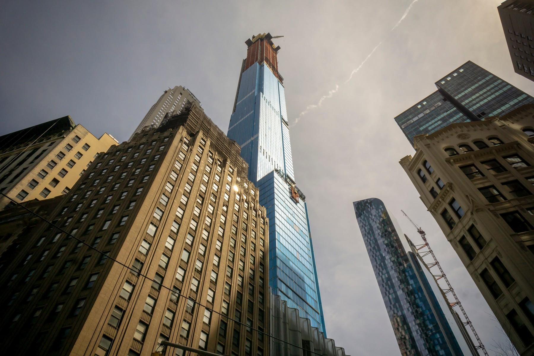 Central Park Tower, najviša stambena zgrada na svijetu