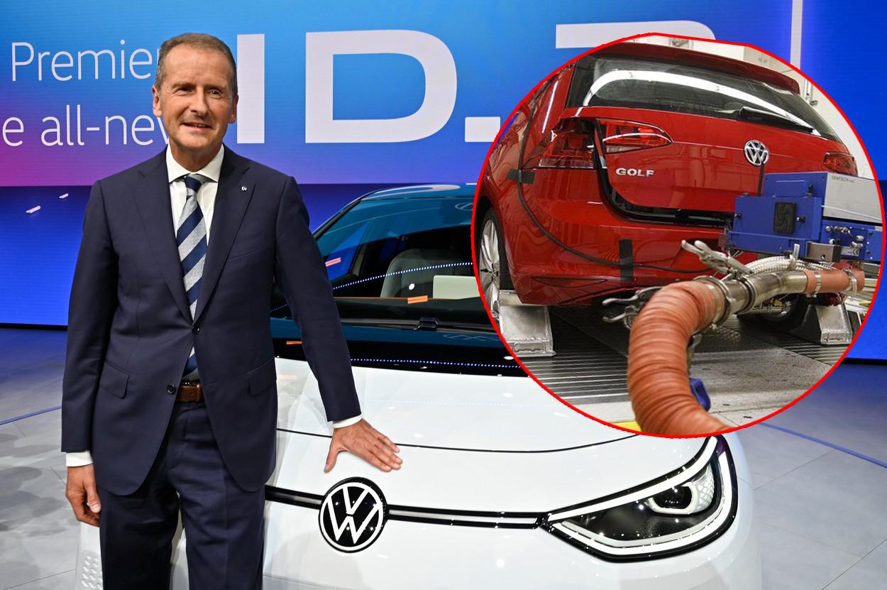 dr. Herbert Diess, CEO Volkswagena