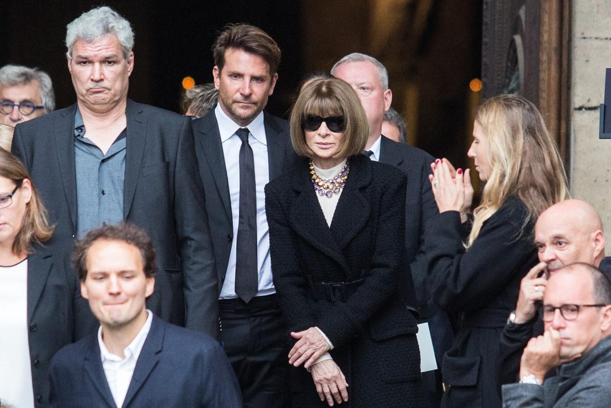 Anna Wintour i Bradley Cooper