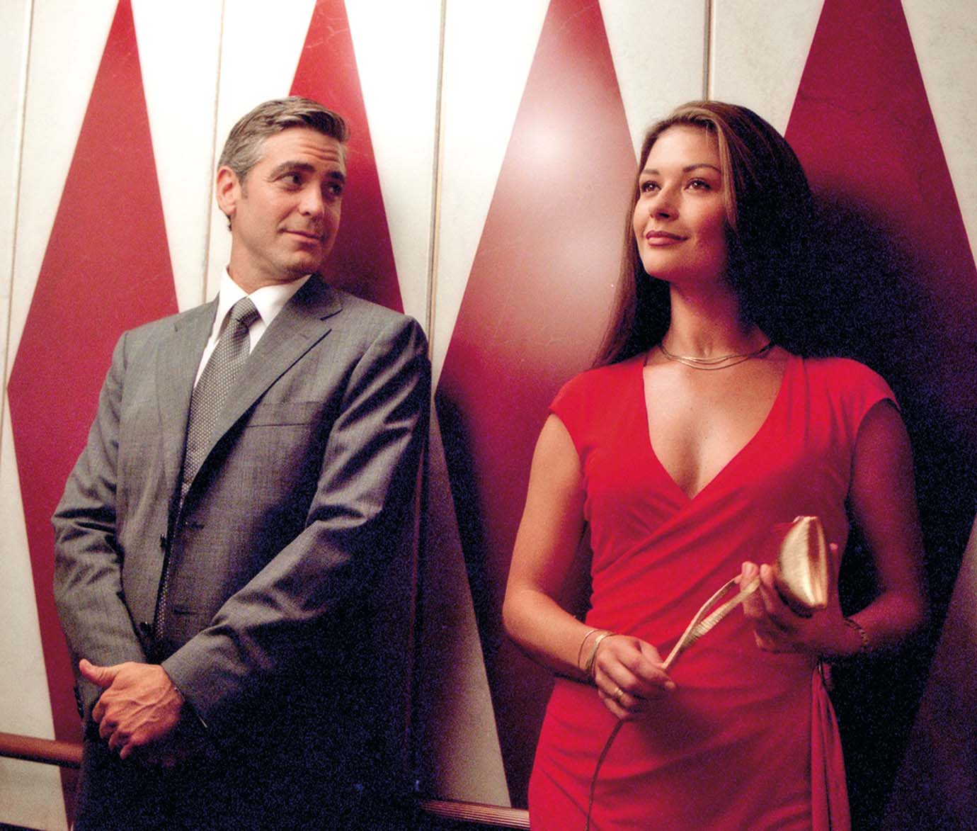 INTOLERABLE CRUELTY, George Clooney, Catherine Zeta-Jones, 2003, (c) Universal/courtesy Everett Collection