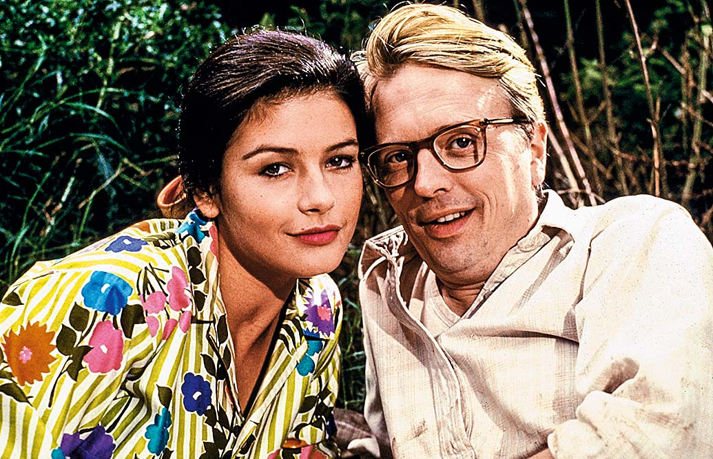 THE DARLING BUDS OF MAY (TV) CATHERINE ZETA-JONES, PHILIP FRANKS DBOM 006 CATHERINE ZETA-JONES, PHILIP FRANKS  Credit: Cover Images  **Editorial Use Only**