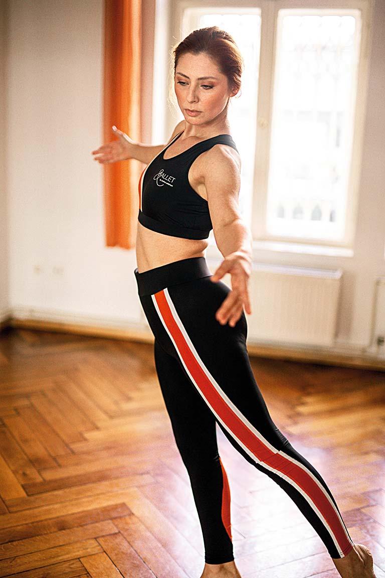 Judita Frankovic Balet Dance Center Andrea's Room Trenerica Andrea Solomun Vizazistica Tamara Kokalj Zagreb Fotograf Matej Dokic 100919