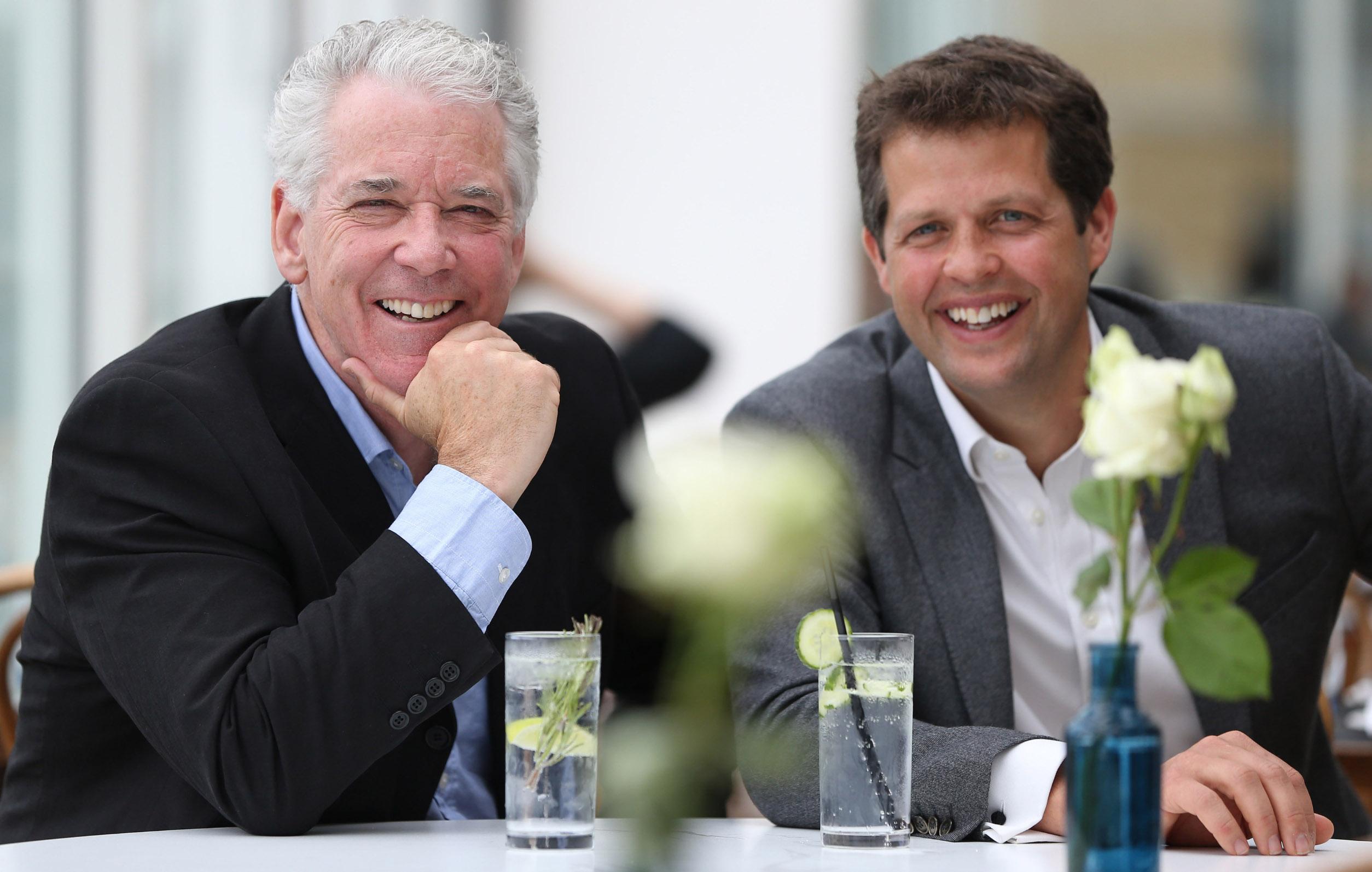 Charles Rolls i Tim Warrilow