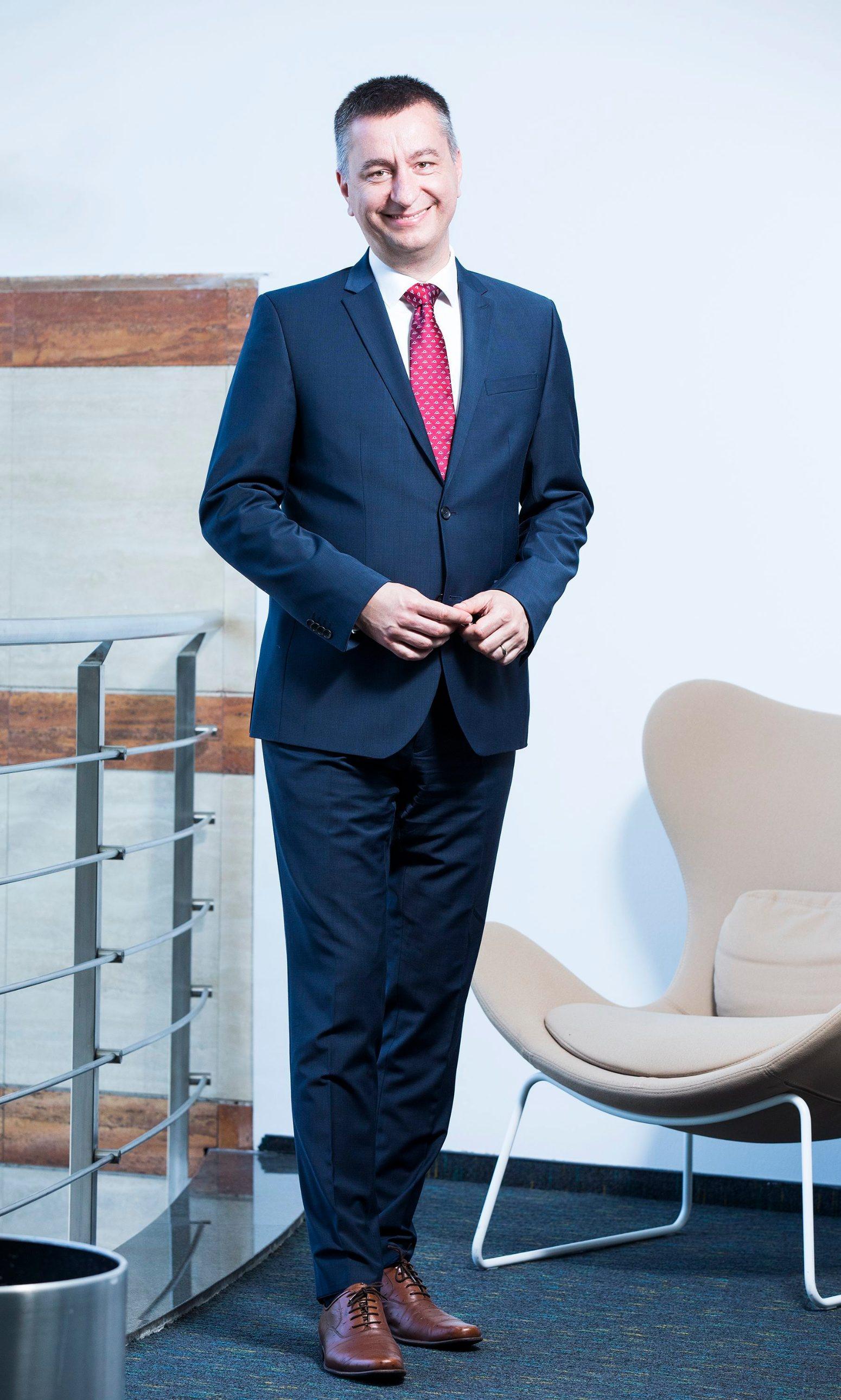 Fabris Peruško, glavni izvršni direktor Fortenova grupe