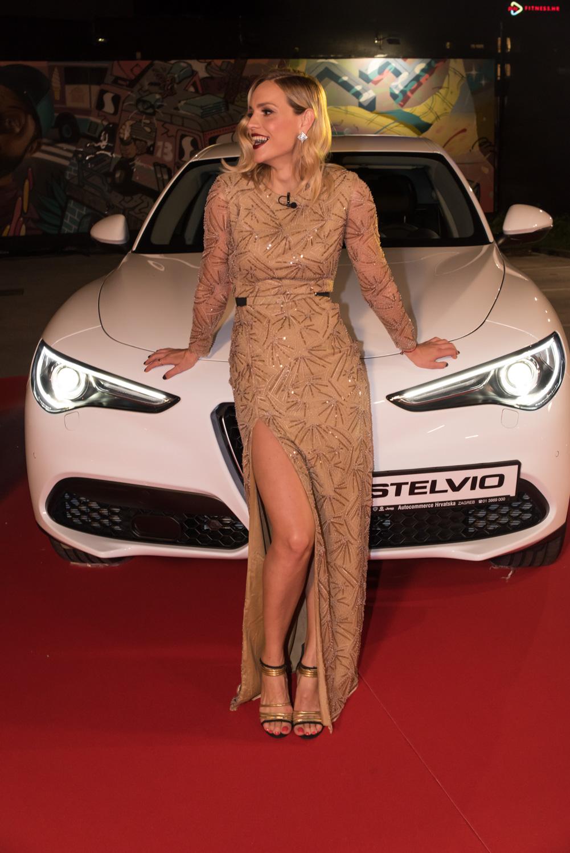 Ana Radišić zaljubila se u novi model Alfa Romeo Stelvio