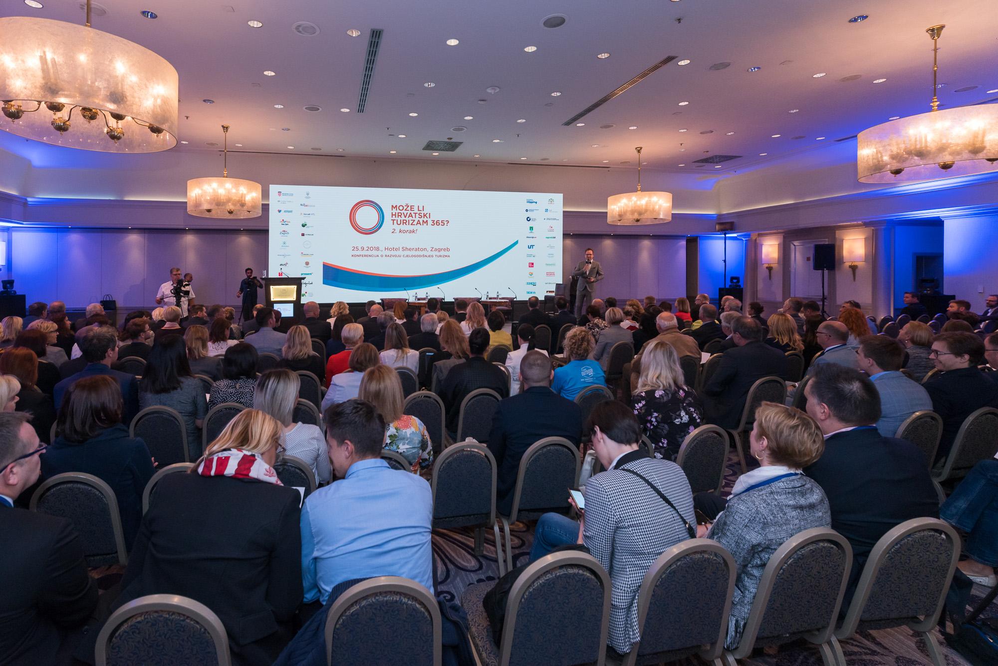 Konferencija 'Može li hrvatski turizam 365?'