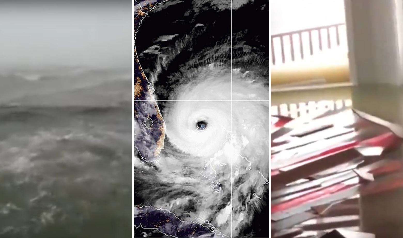 Prizori kaosa koji je izazvao uragan Dorian