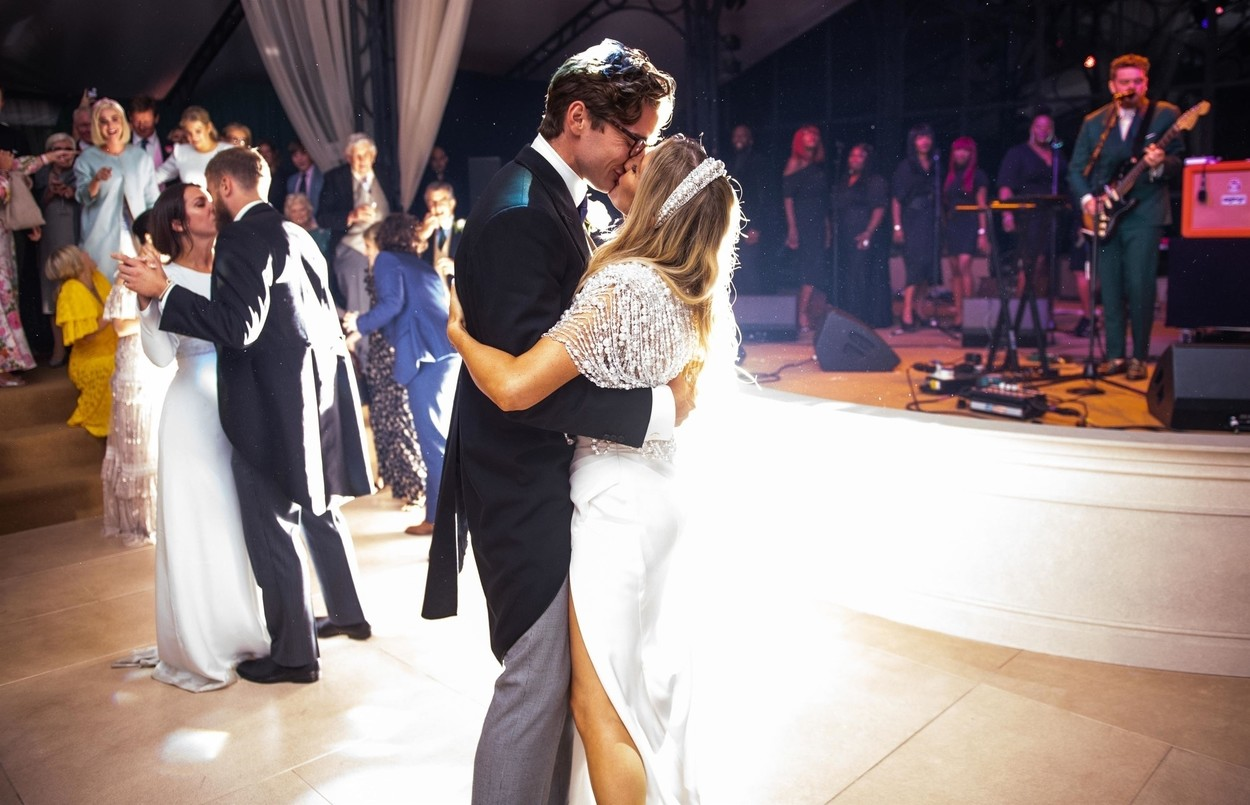 Yorkshire, UNITED KINGDOM  - *EXCLUSIVE*  - The Wedding of Ellie Goulding and Caspar Jopling shot by photographer Andrew Timms at York Minster and Castle Howard.  *PICTURES TAKEN ON THE 01/09/19*  BACKGRID UK 3 SEPTEMBER 2019, Image: 468897929, License: Rights-managed, Restrictions: , Model Release: no, Credit line: Profimedia, Backgrid UK