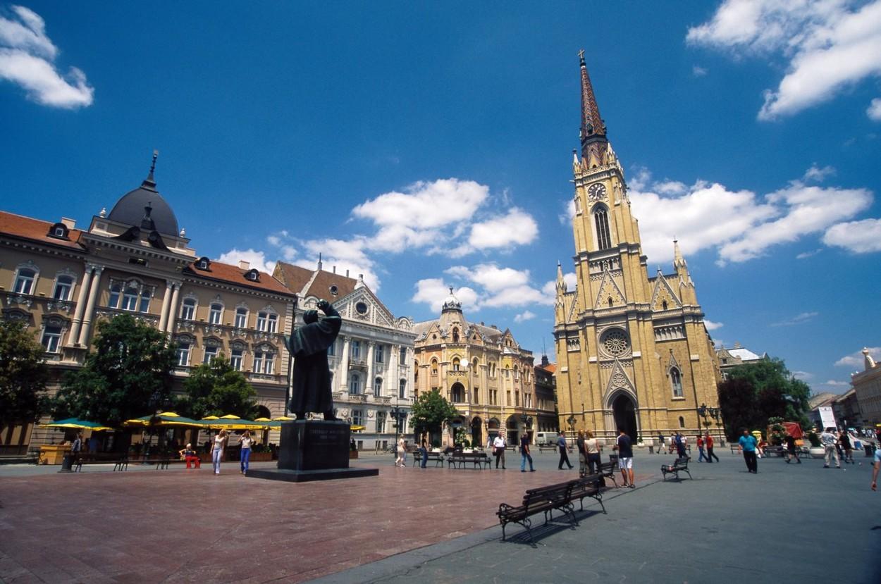 Novi Sad, arhiva