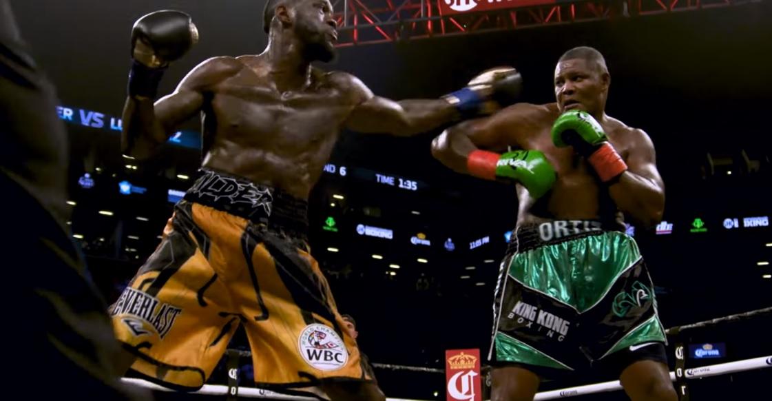 Deontay Wilder vs. Luis Ortiz