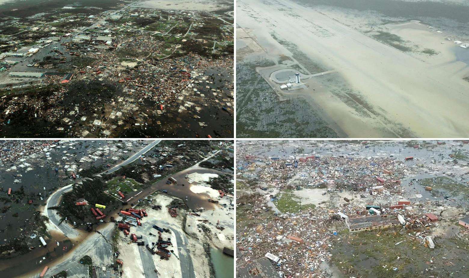 Fotografije s Bahama nakon pustošenja uragana Dorian