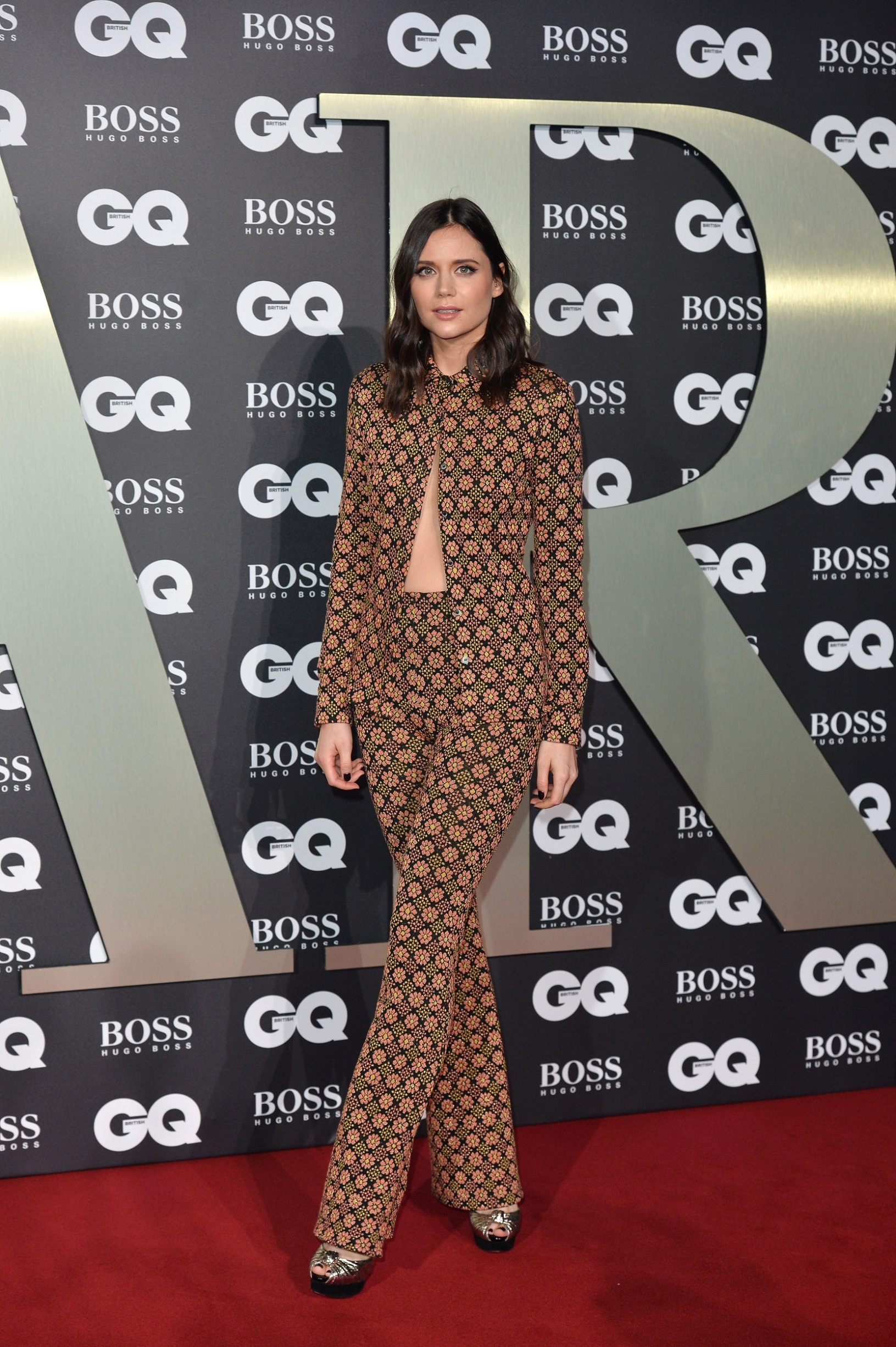 LONDON, ENGLAND - SEPTEMBER 03: Lilah Parsons attends the GQ Men Of The Year Awards 2019 at Tate Modern on September 03, 2019 in London, England. (Photo by Jeff Spicer/Getty Images)