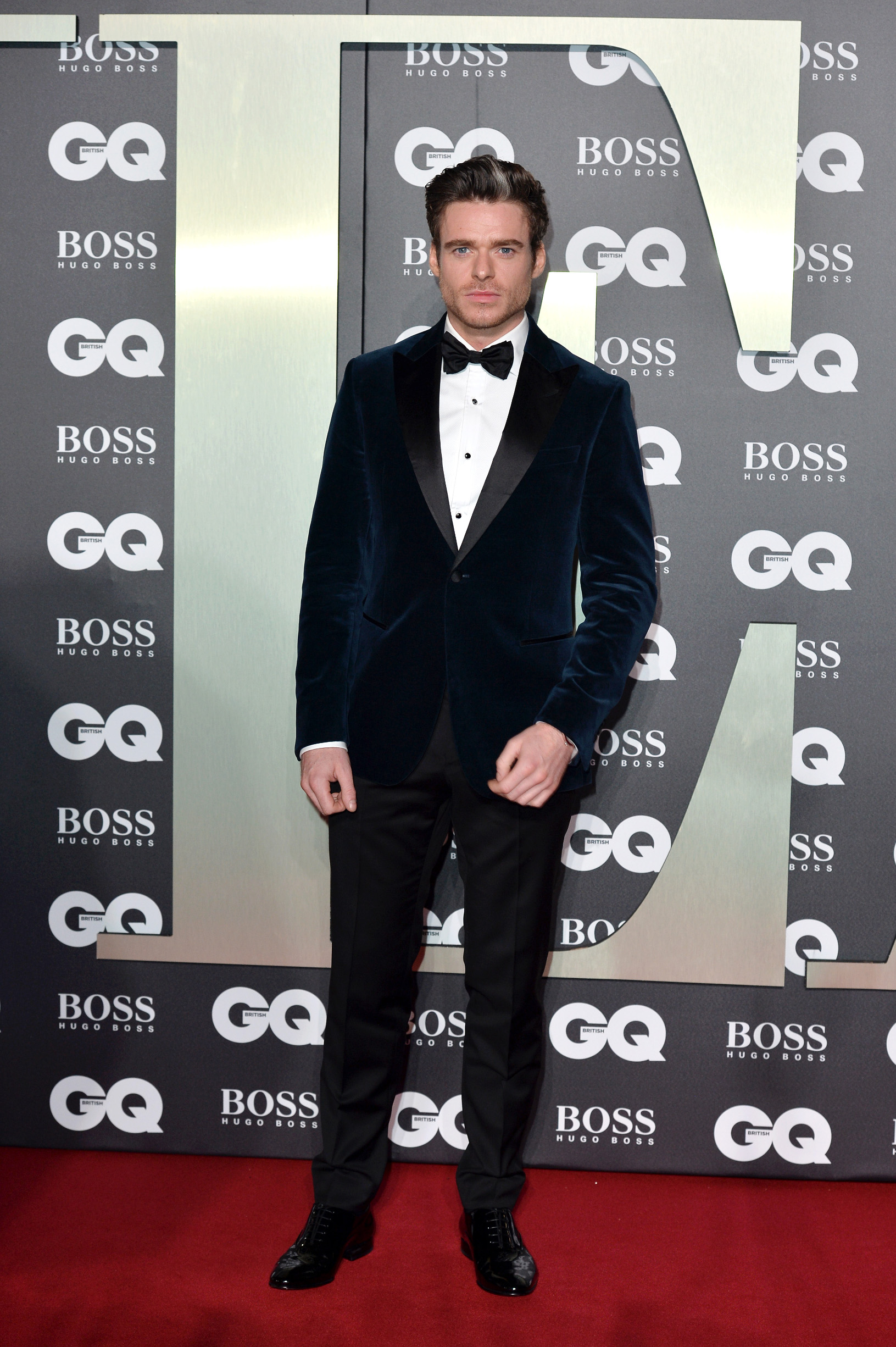 LONDON, ENGLAND - SEPTEMBER 03: Richard Madden attends the GQ Men Of The Year Awards 2019 at Tate Modern on September 03, 2019 in London, England. (Photo by Jeff Spicer/Getty Images)