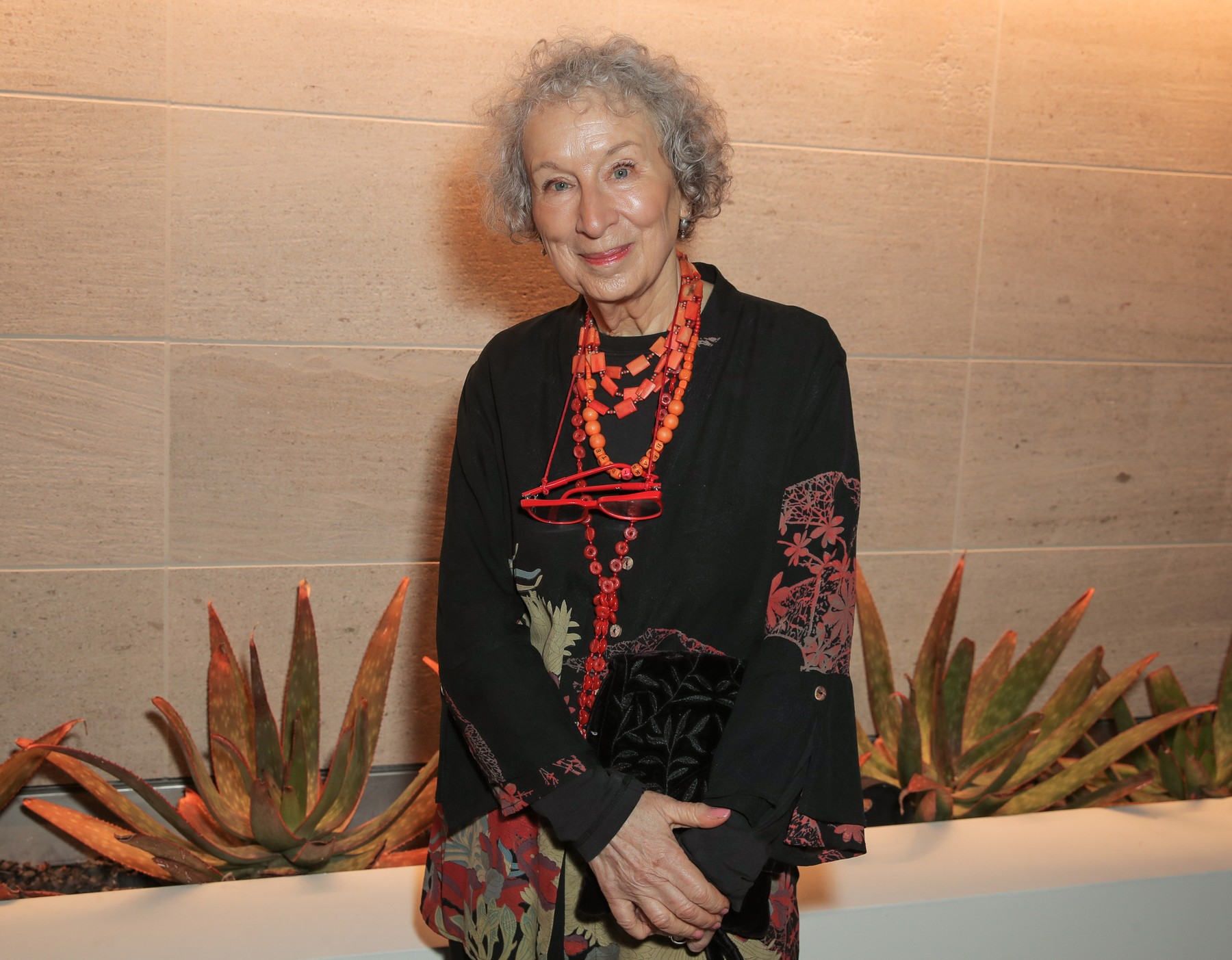 Margaret Atwood Make Equality Reality Gala, Inside, Los Angeles, USA - 03 Dec 2018, Image: 400189567, License: Rights-managed, Restrictions: , Model Release: no, Credit line: Profimedia, Shutterstock Editorial