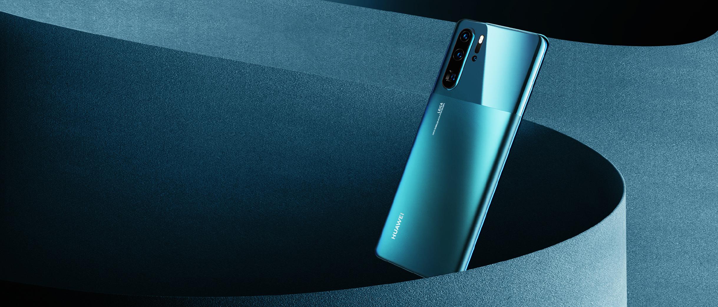 Huawei P30 Pro (Mystic Blue)