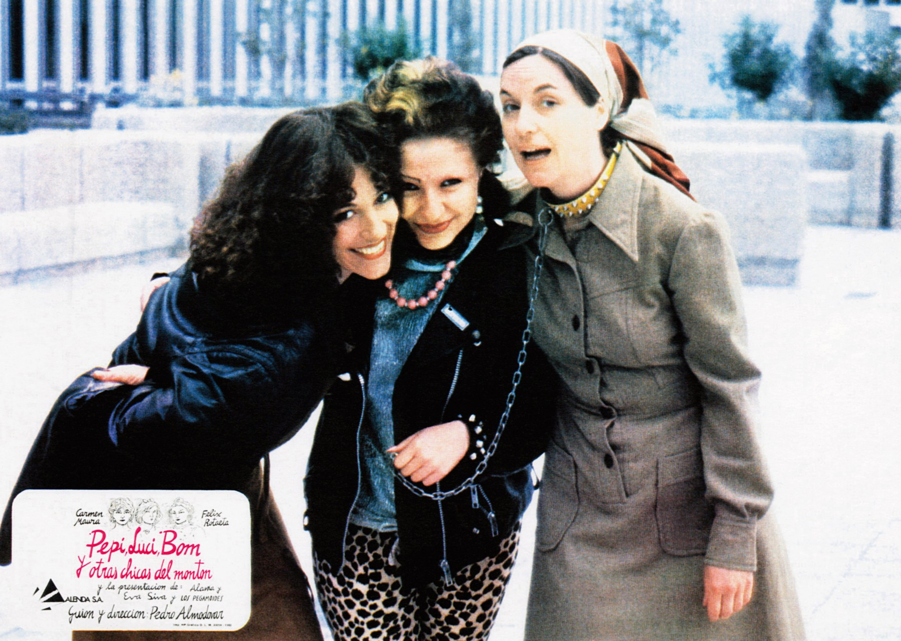 PEPI, LUCI, BOM AND OTHER GIRLS LIKE MOM, (aka PEPI, LUCI BOM Y OTRAS CHICAS DEL MONTON), Carmen Maura (left), 1980,, Image: 468932349, License: Rights-managed, Restrictions: Cinevista/courtesy Everett Collection, Model Release: no, Credit line: Profimedia, Everett