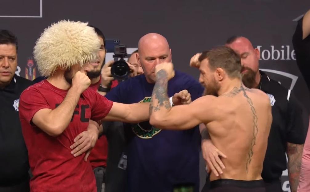 Khabib Nurmagomedov i Conor McGregor