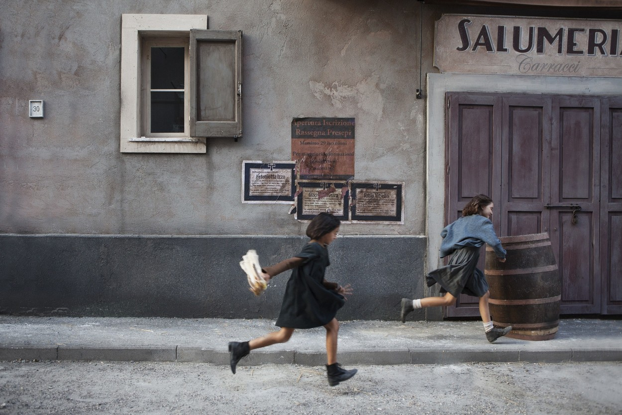 """Isječak iz serije """"Moja genijalna prijateljica"""", snimljene prema knjigama Elene Ferrante"""