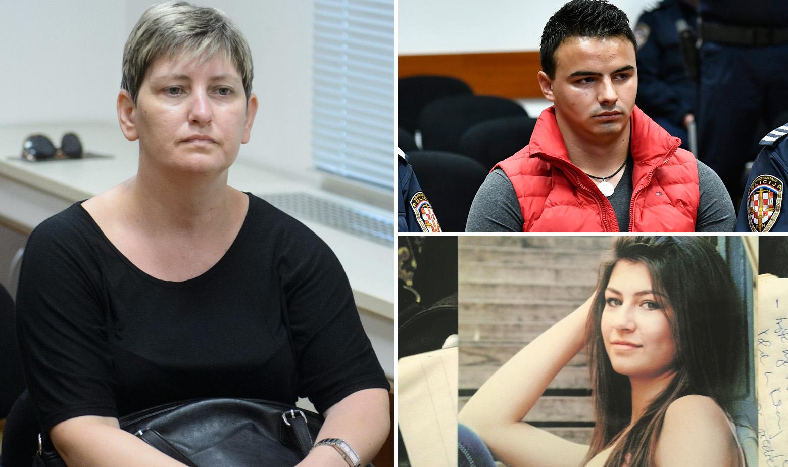 Vesna Krupljan, David Komšić i Kristina Krupljan