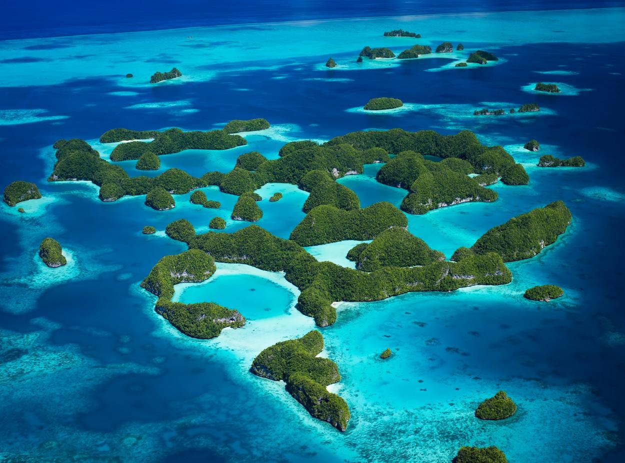 Palau, arhiva