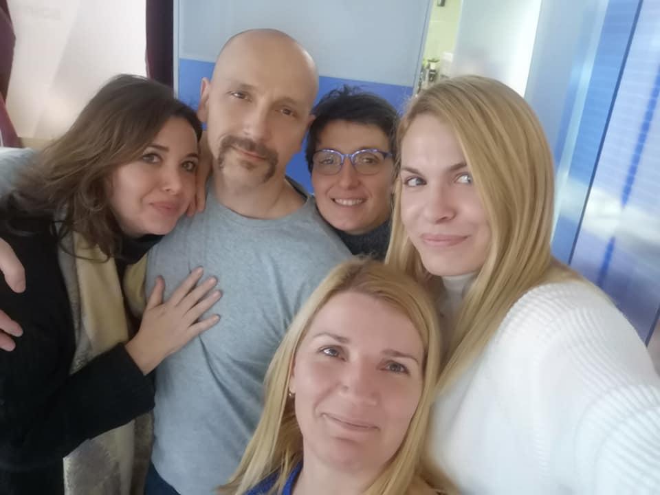 Nevena Rendeli Vejzović, Maja Sever, Aleksandar Stanković, Sanja Mikleušević Pavić i Jagoda Bastalić