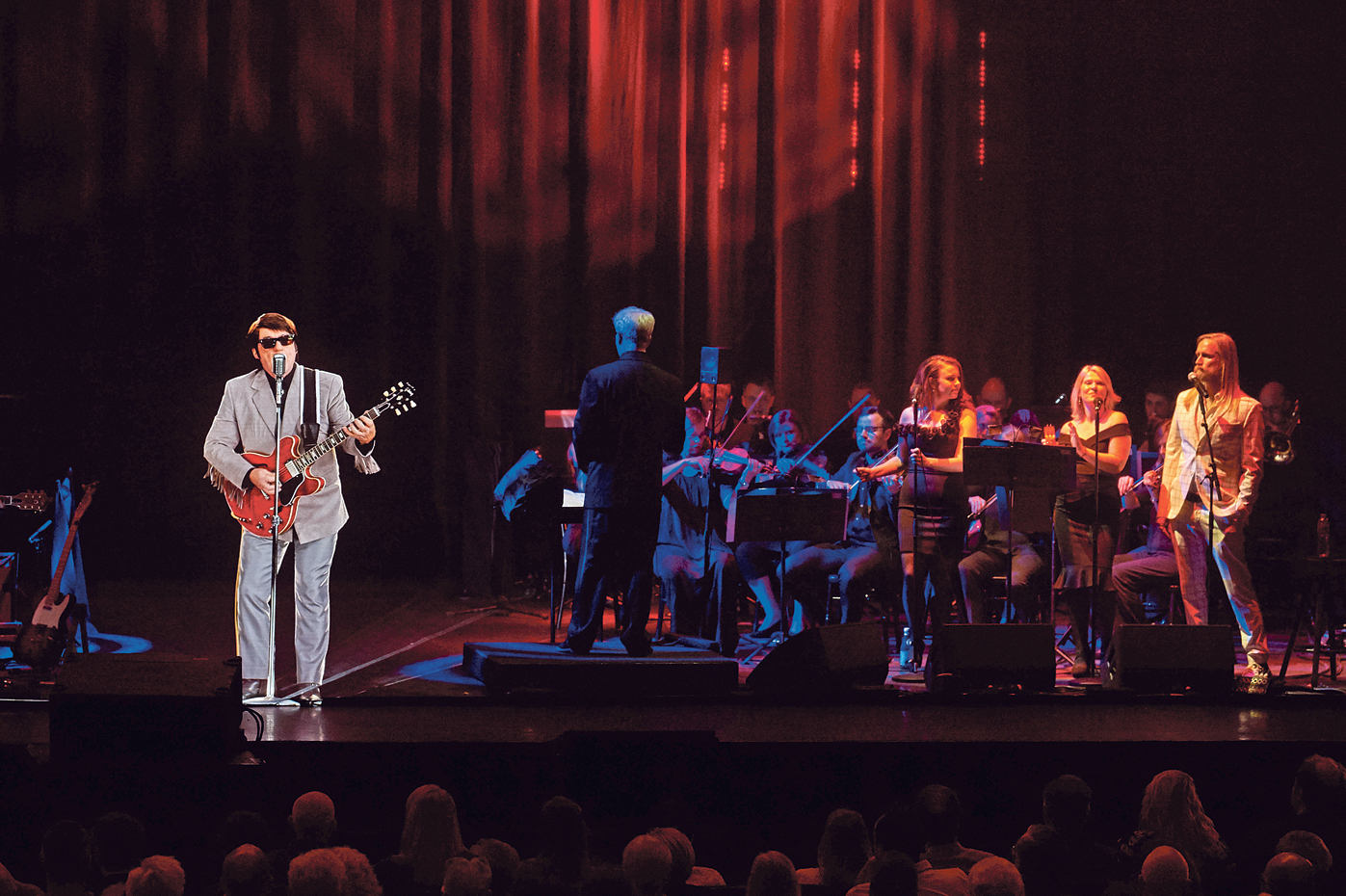 Hologramski koncert Roya Orbisona. Londonu 2018. bio je jedna od etapa njegove velike turneje