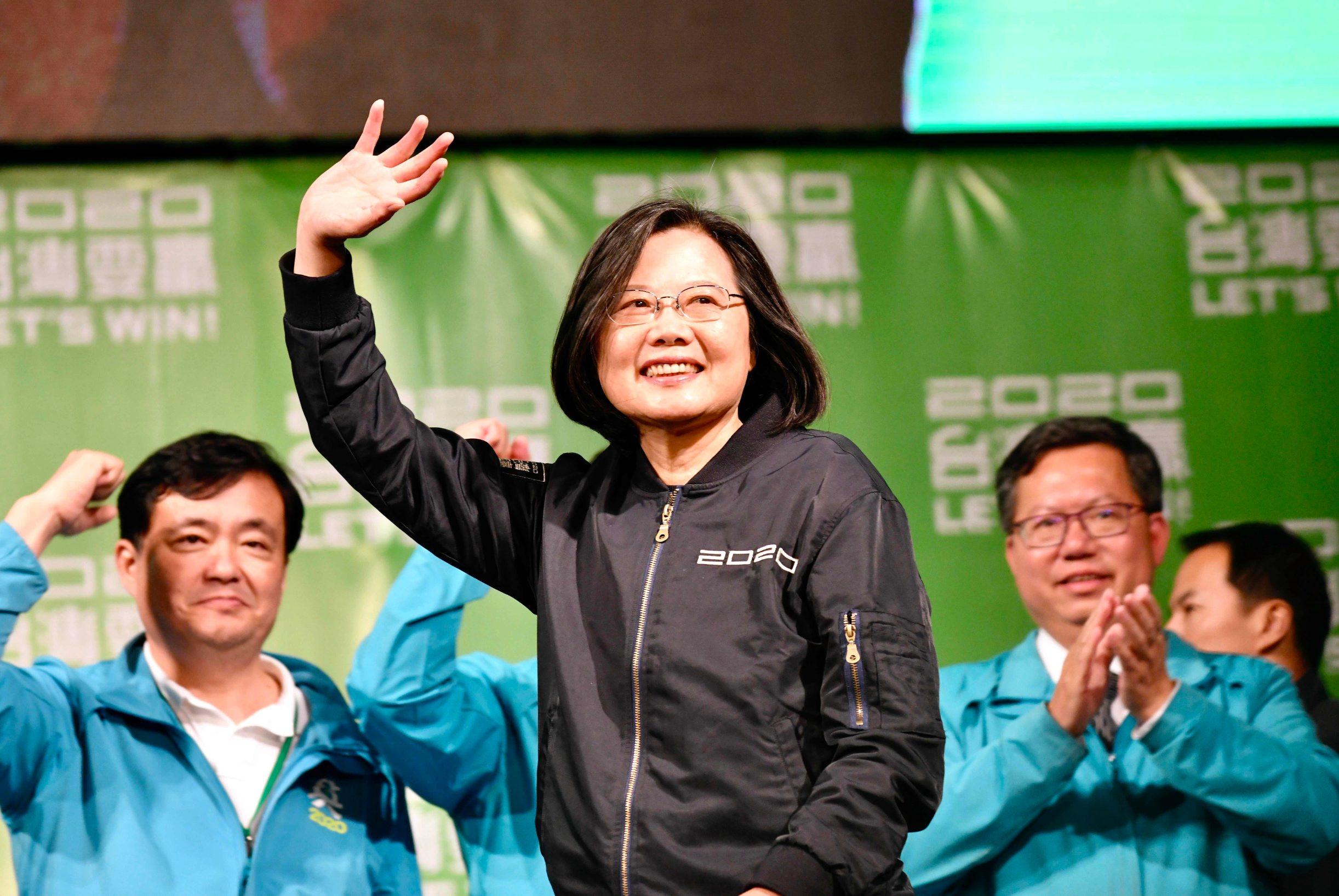 Tajvanska predsjednica Tsai Ing-wen