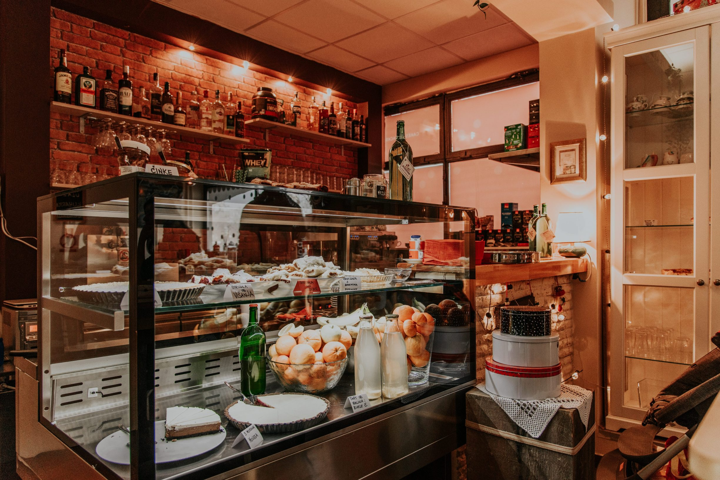 Zagreb, 090120 Restoran Daling and shegrs na Ravnicama.  Foto: Marko Miscevic / Cropix