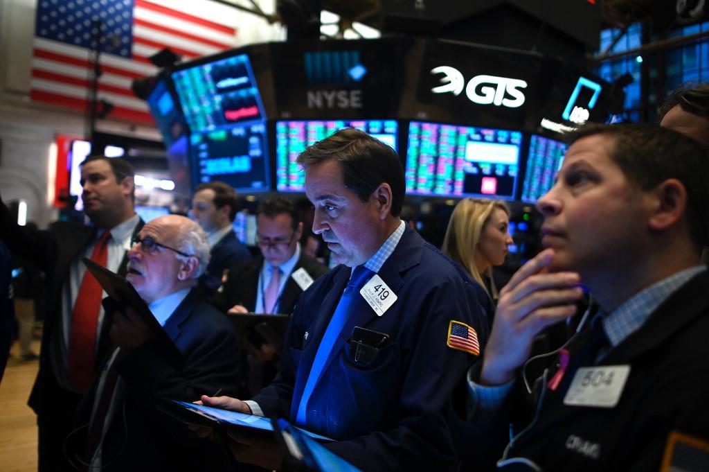 Wall Street brokeri