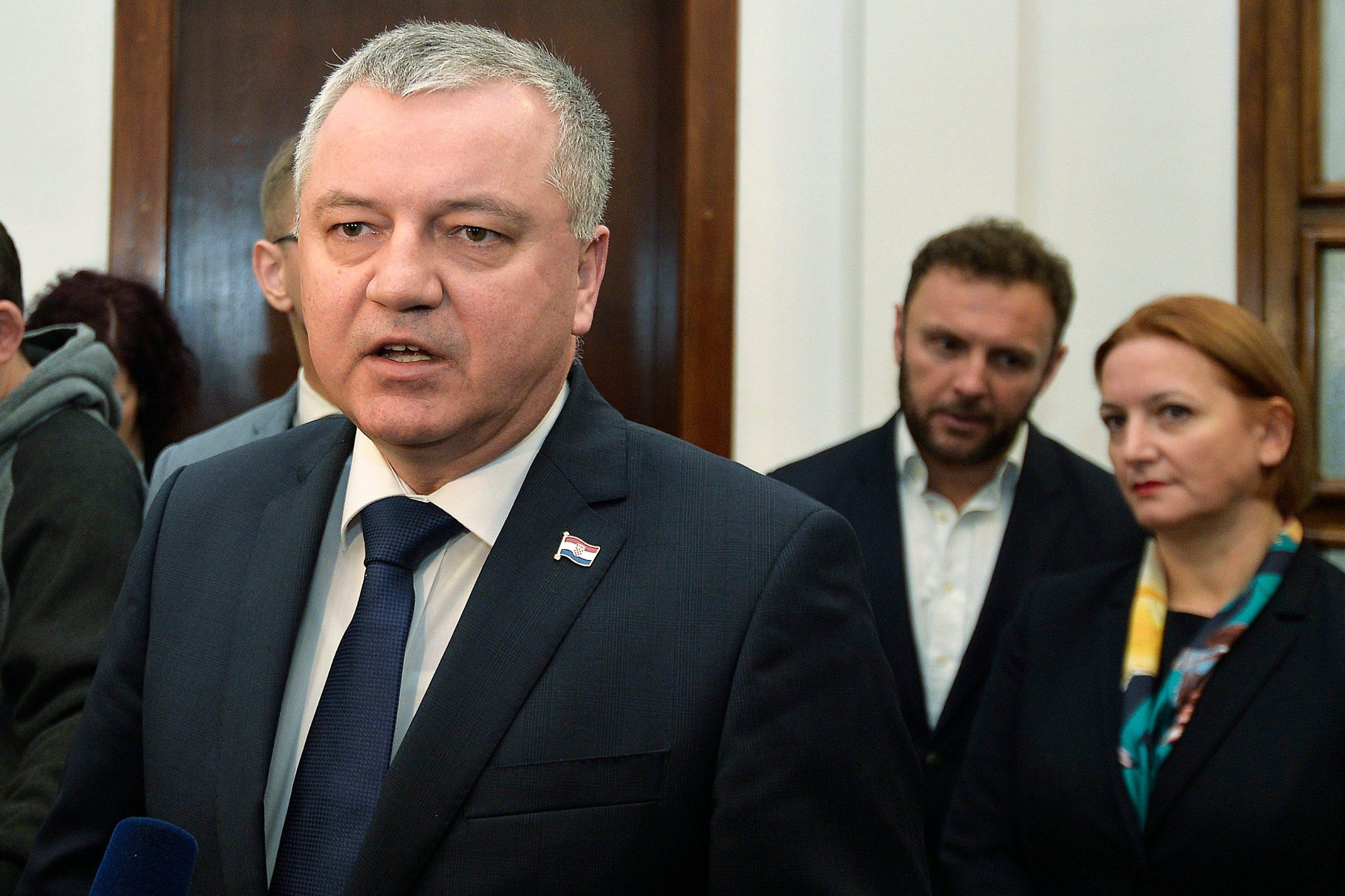 Hrvatsko-albanski gospodarski forum, Darko Horvat, ministar gospodarstva, poduzetništva i obrta
