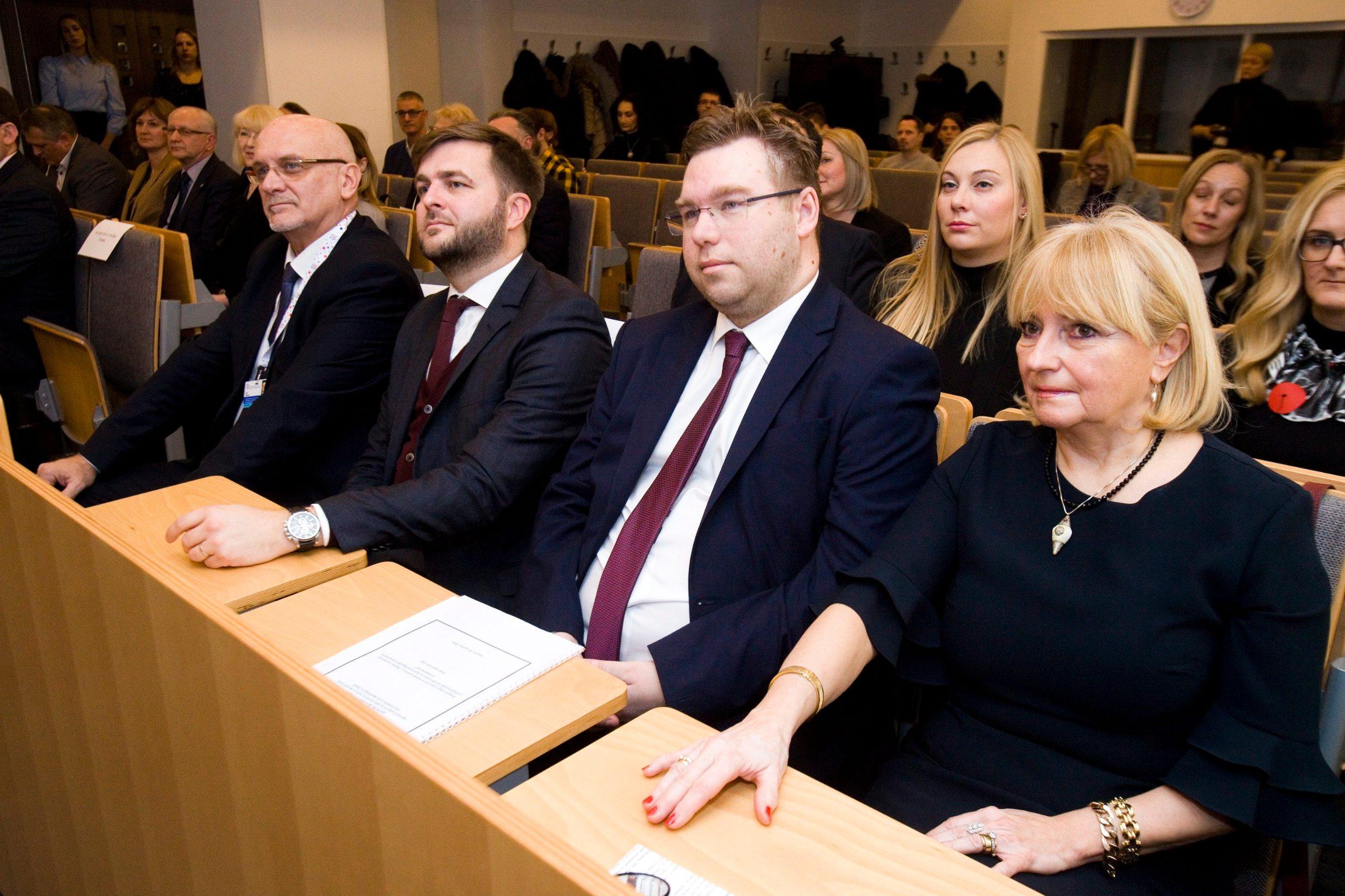 Igor Čižmek, Tomislav Ćorić, Marko Pavić, Alenka Košiša Čičin-Šain