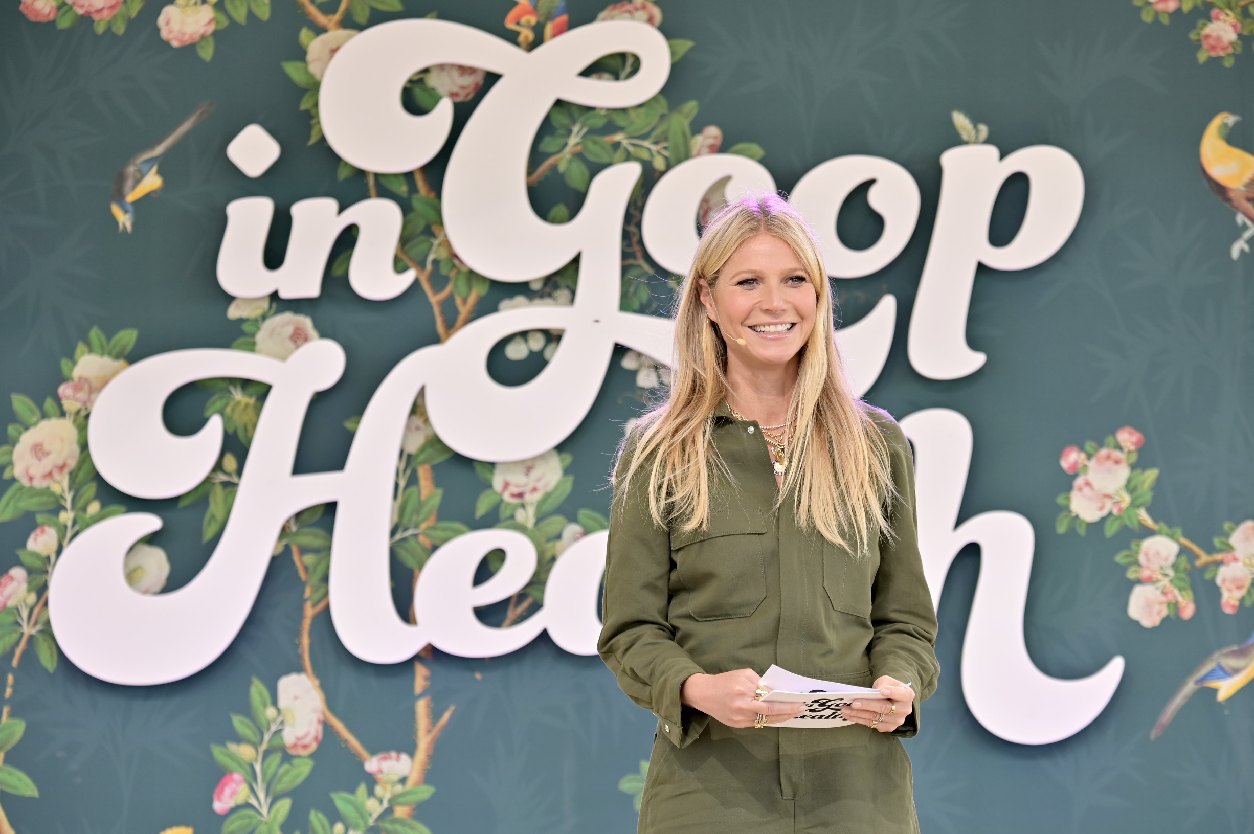 Gwyneth Paltrow napustila je glumu kako bi se posvetila svojem brandu 'Goop'.
