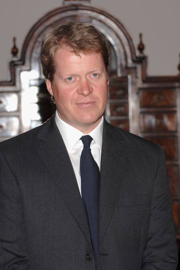 MADRID, SPAIN - JANUARY 12:  Charles Earl Spencer presents his new ?Althorp Living History? furniture collection at Theodore Alexander on January 12, 2006 in Madrid, Spain. Theodore Alexander is one of the leading manufacturers of 18th and 19th century reproduction furniture. Earl Spencer?s new collection represents the history of Althorp, one of the great country houses of Britain, that has been in his family for over 500 years.  (Photo by Carlos Alvarez/Getty Images)